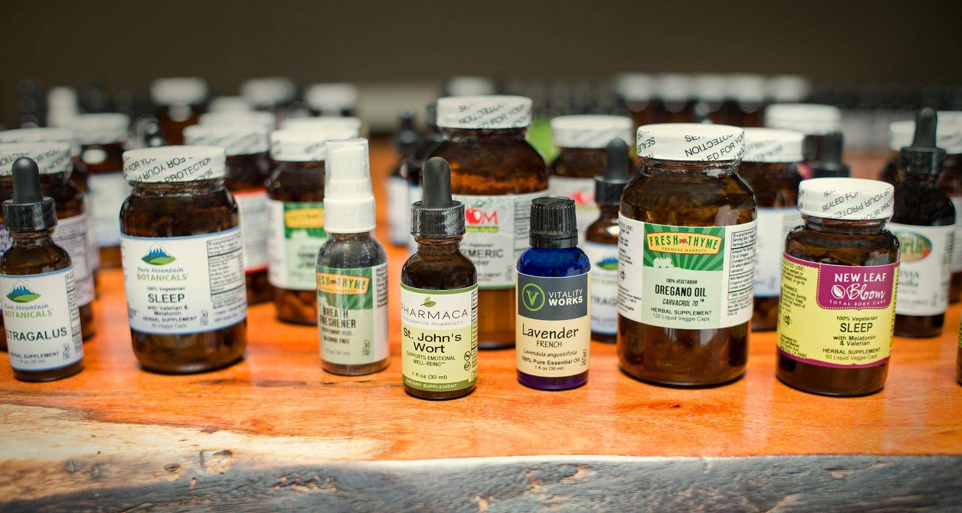 Private Label Essential Oils & Supplements | Vitality Works